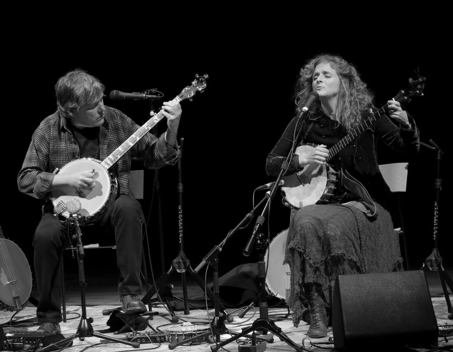 Béla Fleck and Abigail Washburn — Truth, Beauty, Banjo - The On