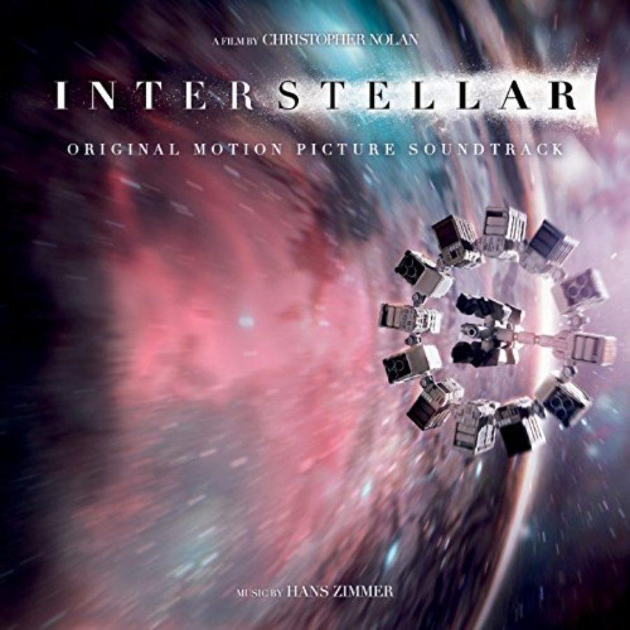 Cover of Interstellar (Original Motion Picture Soundtrack)