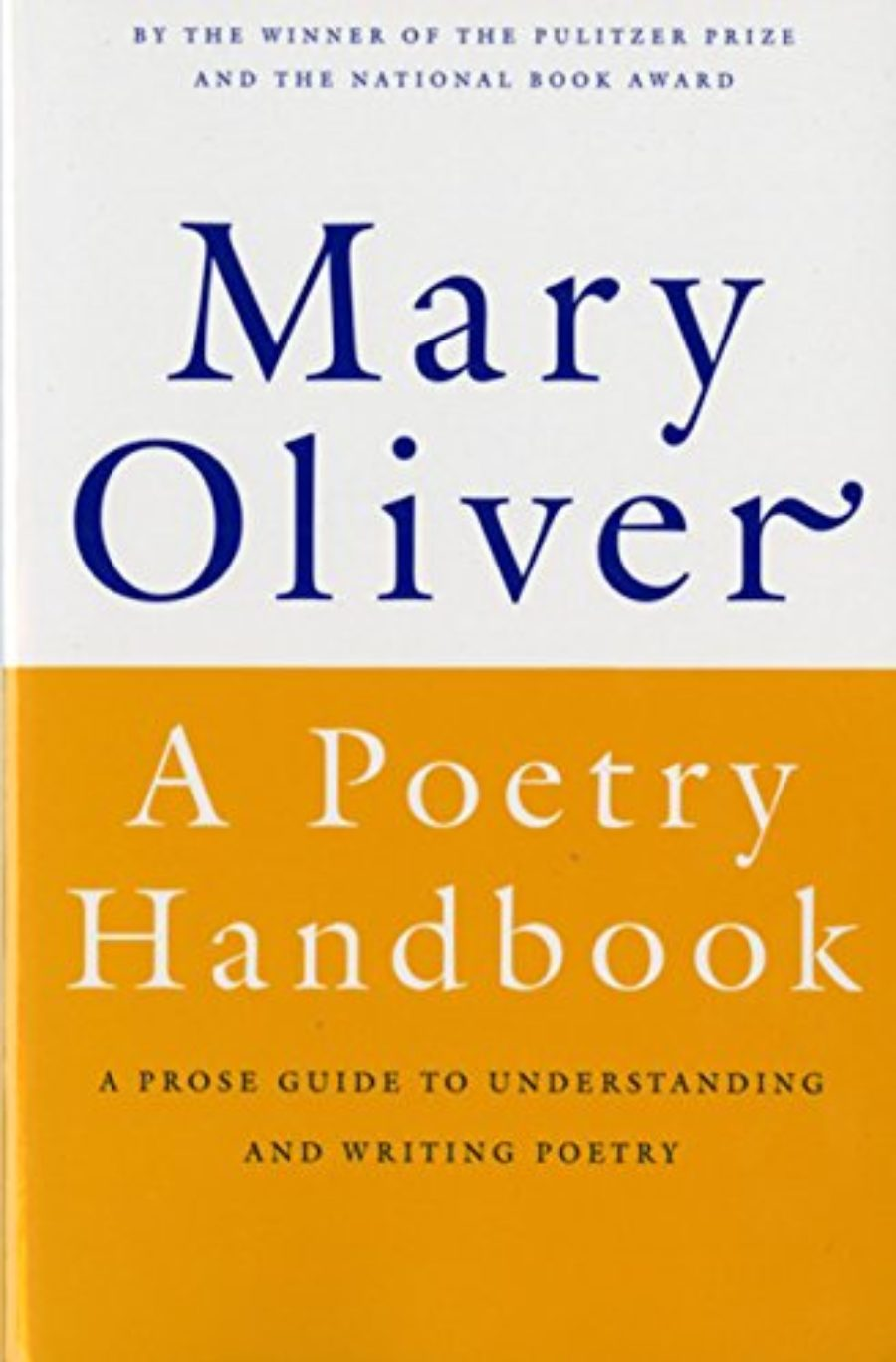 Cover of A Poetry Handbook