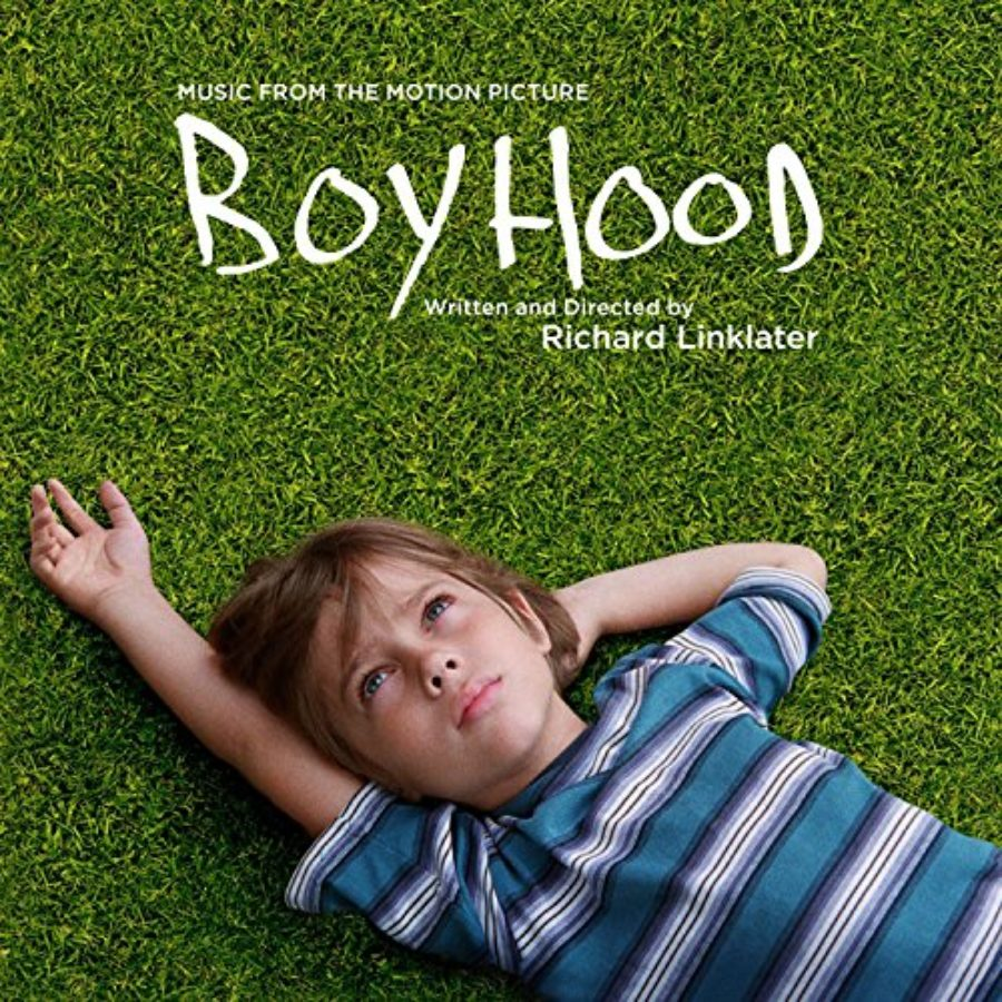 Cover of Boyhood: Music from the Motion Picture