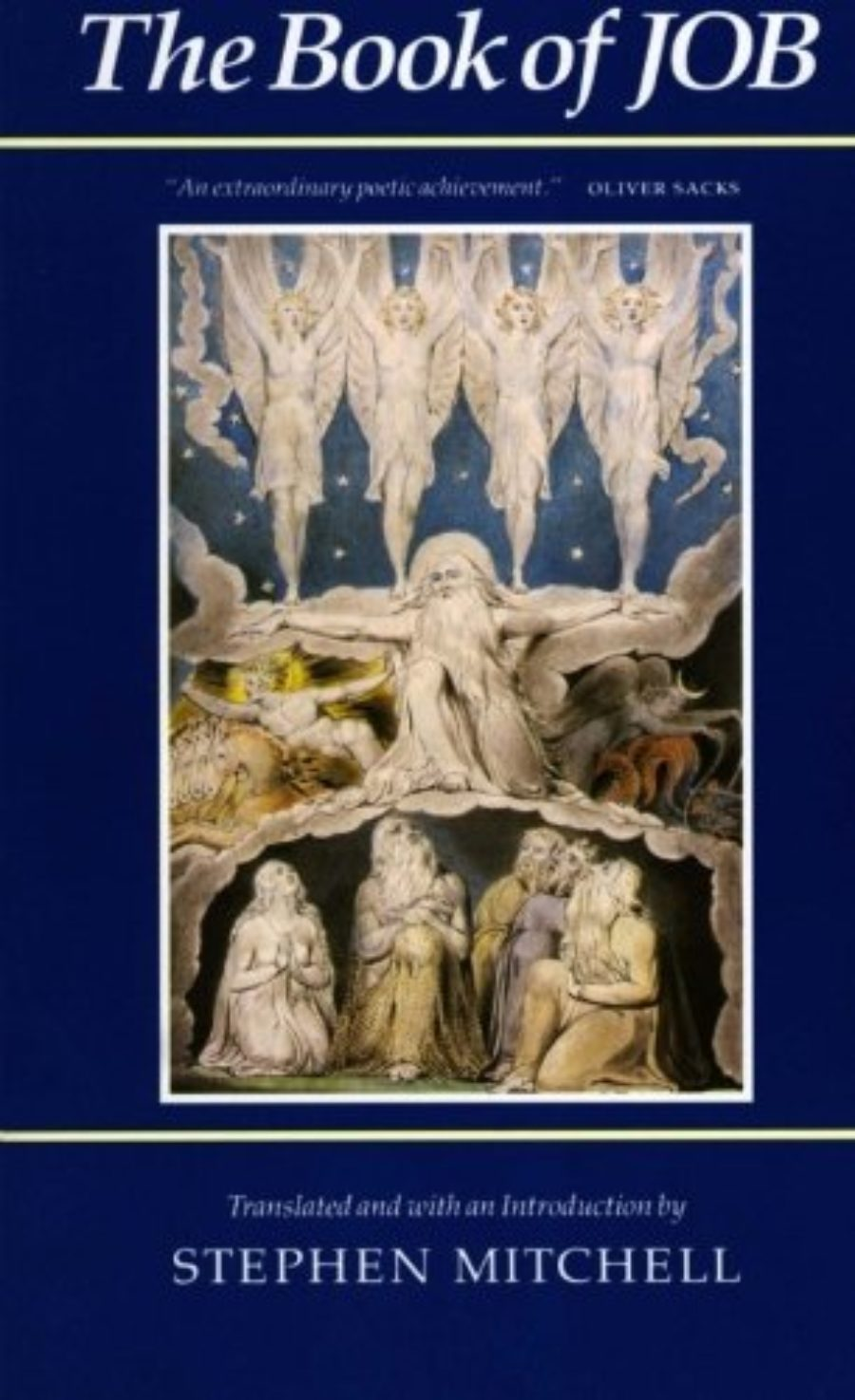Cover of The BOOK OF JOB