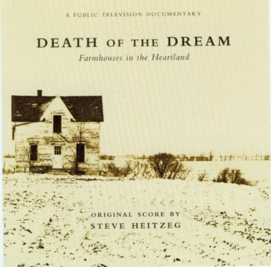 Cover of Death of the Dream (Farmhouses in the Heartland) (arr. P. Ostroushko, T. Linker, and L. Sewell): Ending Title
