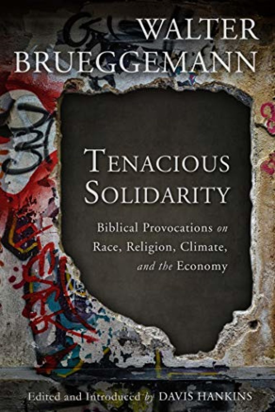 Cover of Tenacious Solidarity: Biblical Provocations on Race, Religion, Climate, and the Economy
