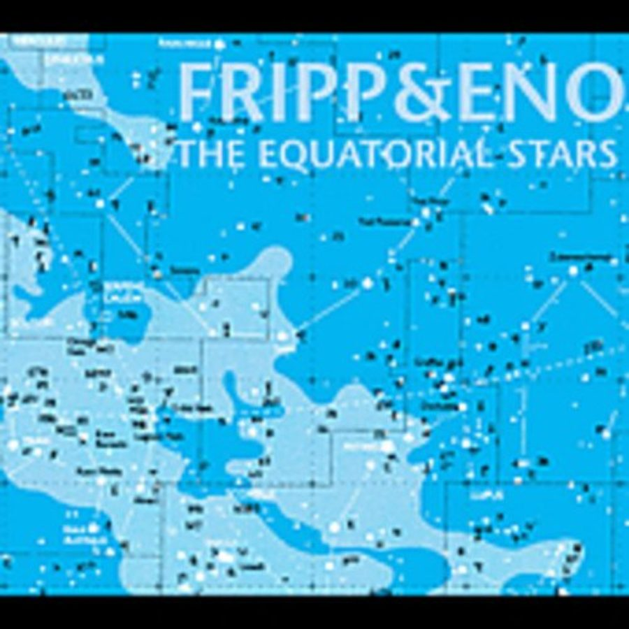 Cover of The Equatorial Stars
