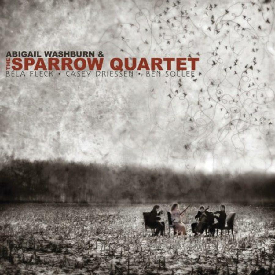 Cover of Abigail Washburn & The Sparrow Quart Et
