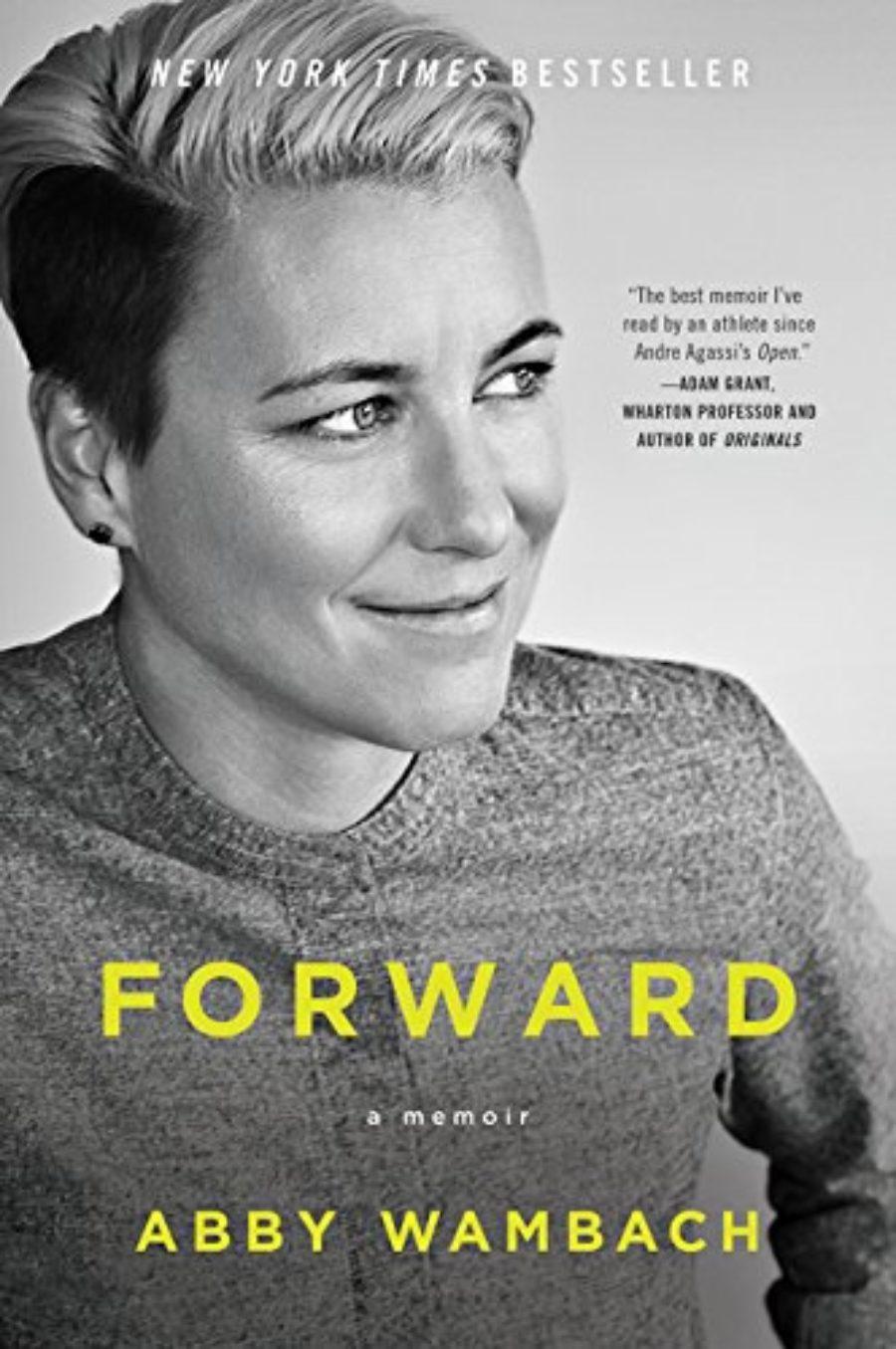 Cover of Forward: A Memoir