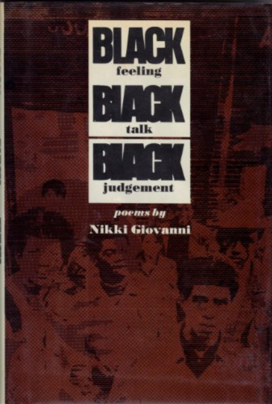 Cover of Black Feeling Black Talk Black Judgement