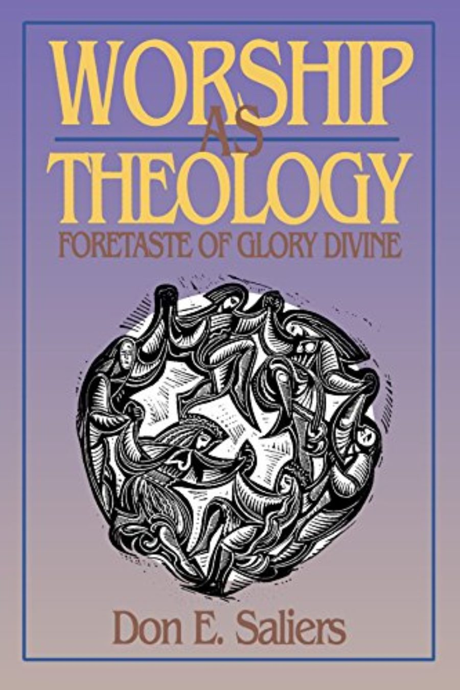 Cover of Worship as Theology: Foretaste of Glory Divine