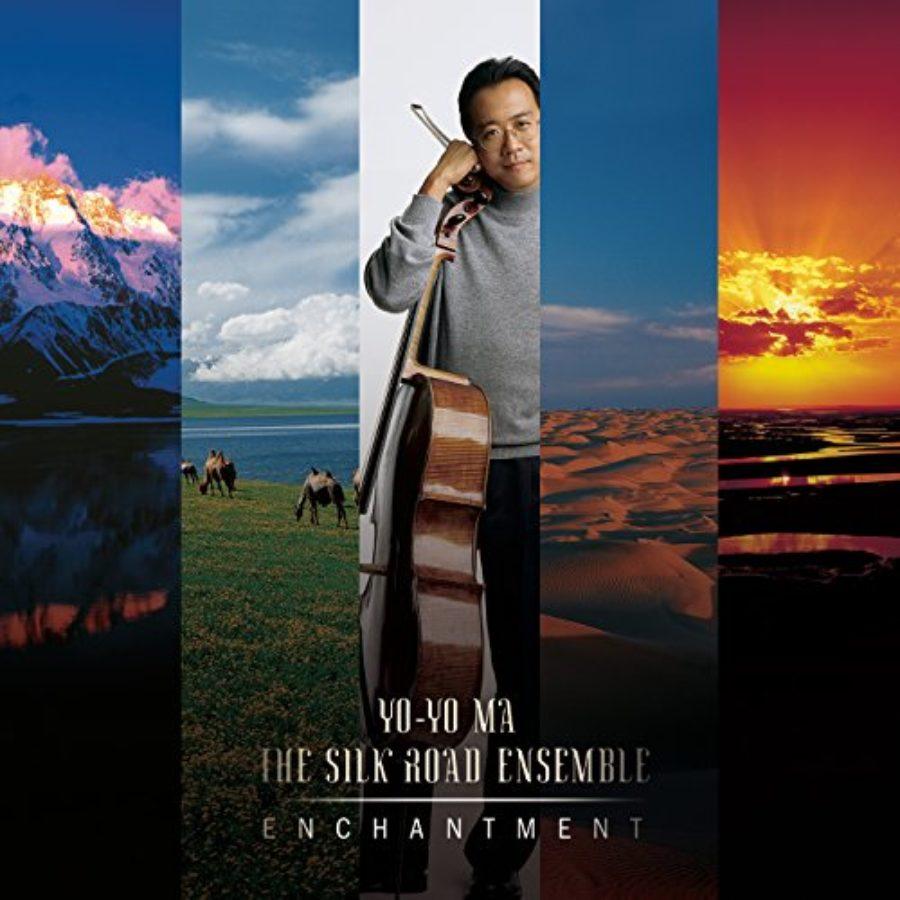 Cover of Mohini (Enchantment) (Solo Cello Version)