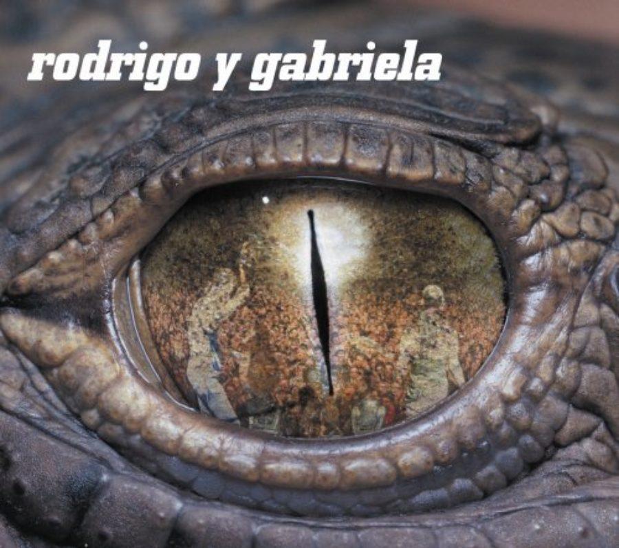 Cover of Rodrigo y Gabriela (with Bonus DVD)