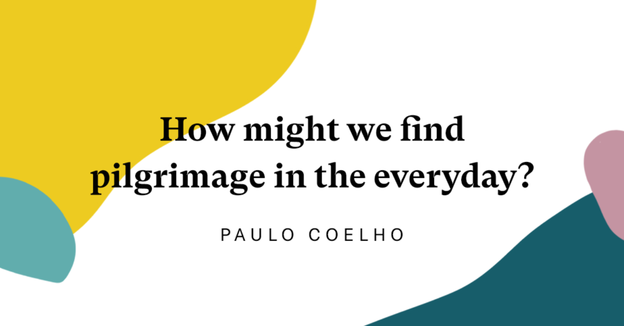 Social image for Paulo Coelho's Becoming WIse episode,