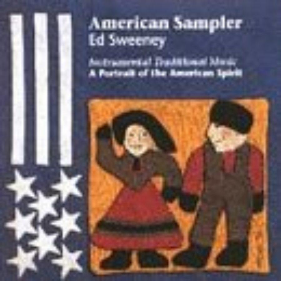 Cover of American Sampler: Portrait of American Spirit