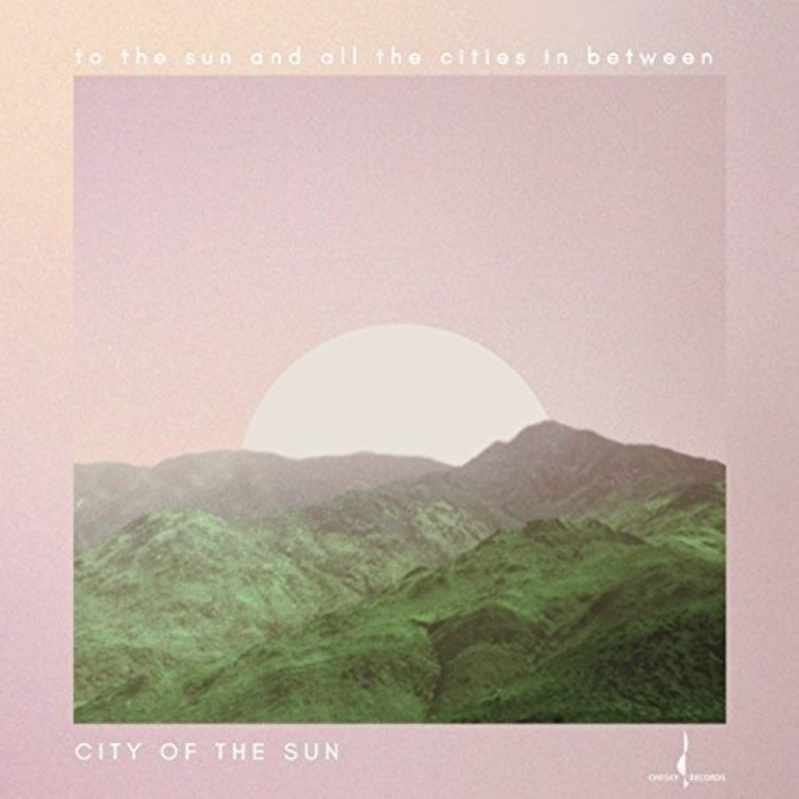 Cover of To the Sun & All the Cities in Between