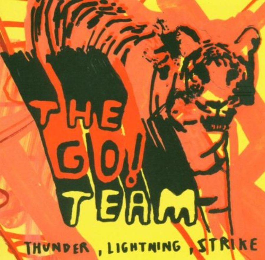 Cover of Thunder Lightning Strike