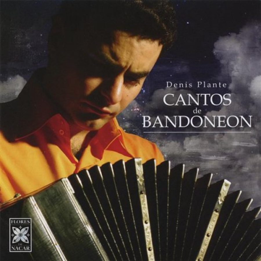 Cover of Cantos De Bandoneon