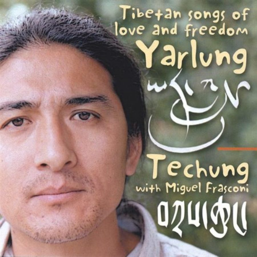 Cover of Yarlung Tibetan Songs of Love & Freedom