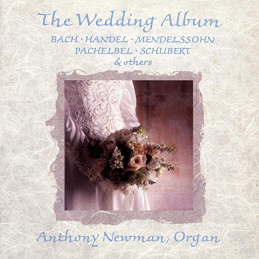 Cover of The Wedding Album