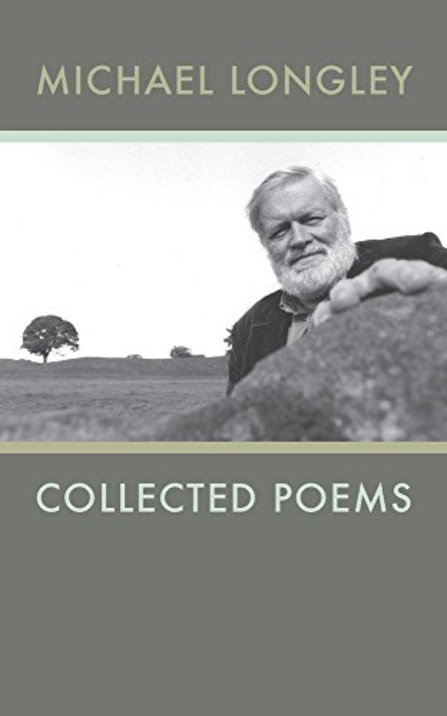 Cover of Collected Poems   Michael Longley