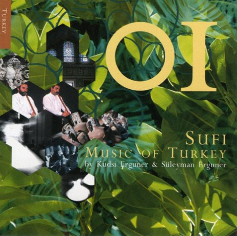 Cover of Sufi Music of Turkey