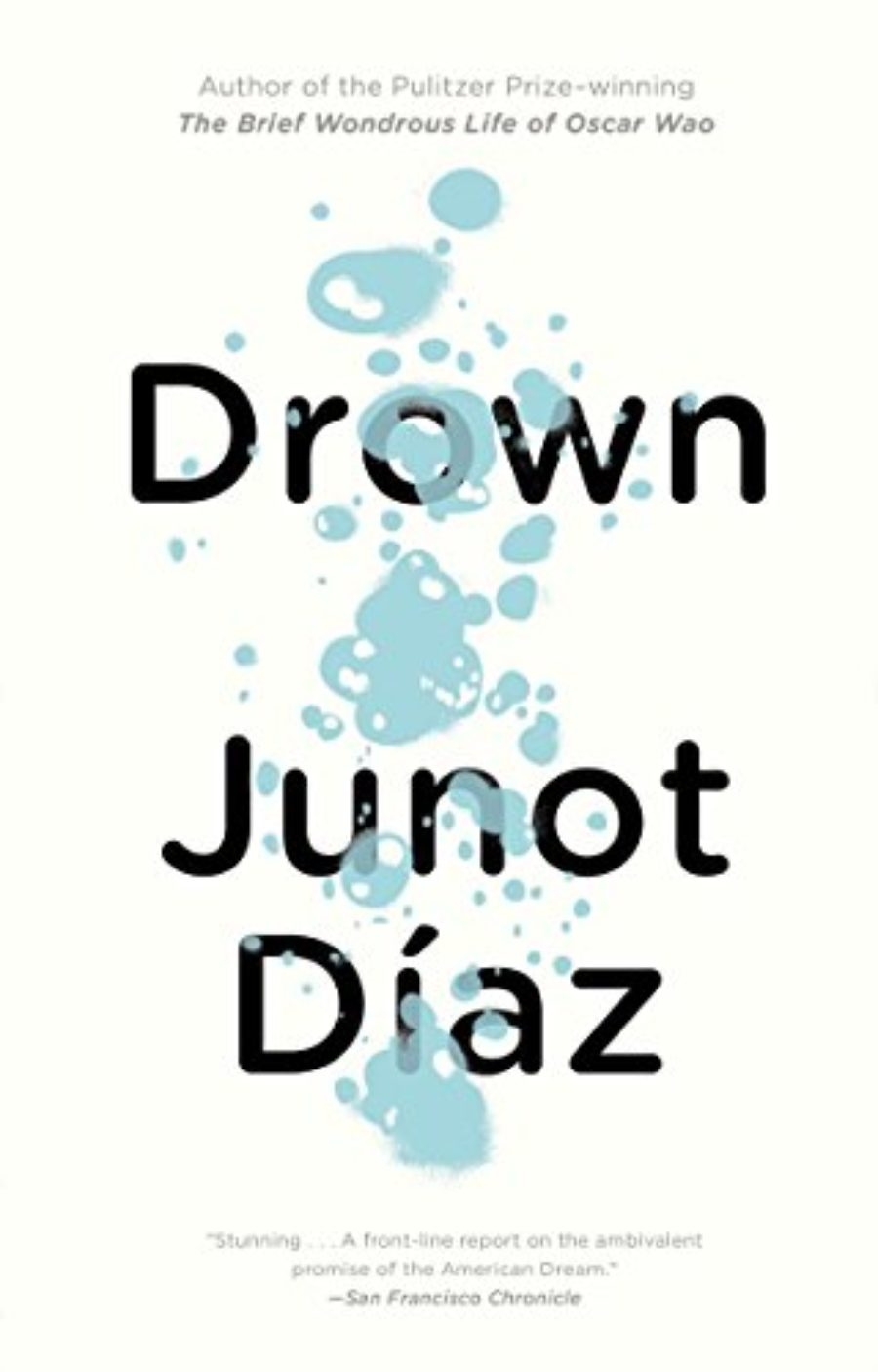 Cover of Drown