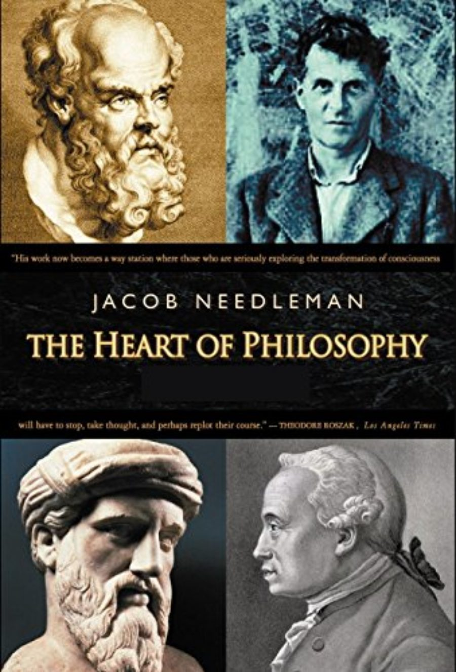 Cover of The Heart of Philosophy