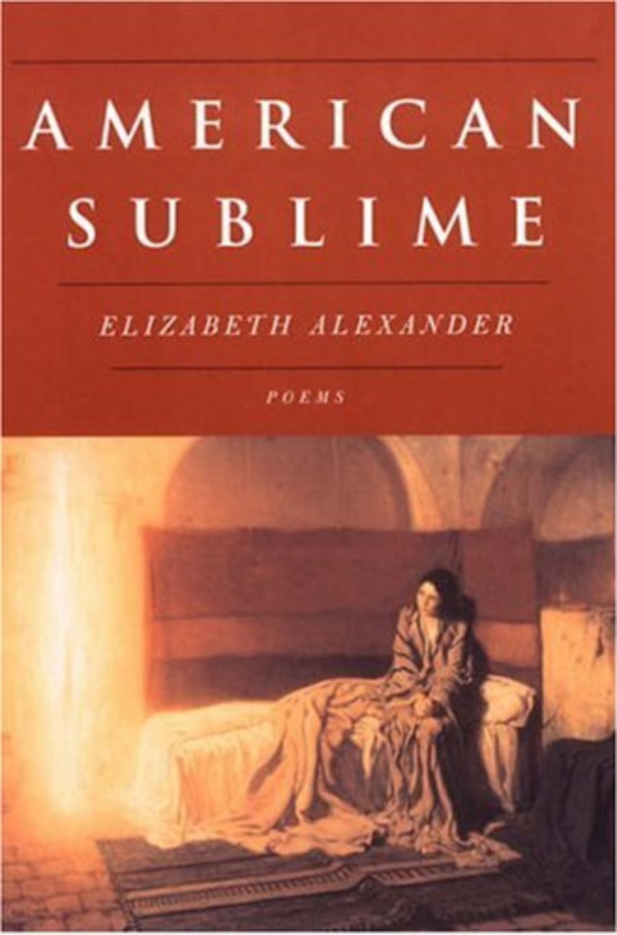 Cover of American Sublime: Poems