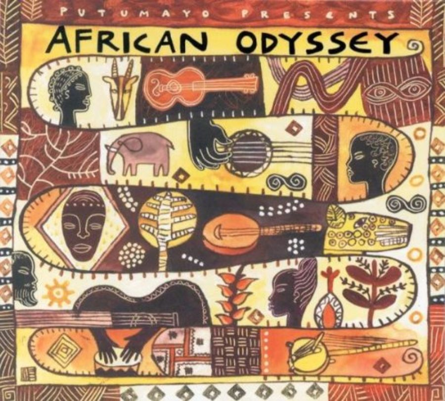 Cover of African Odyssey