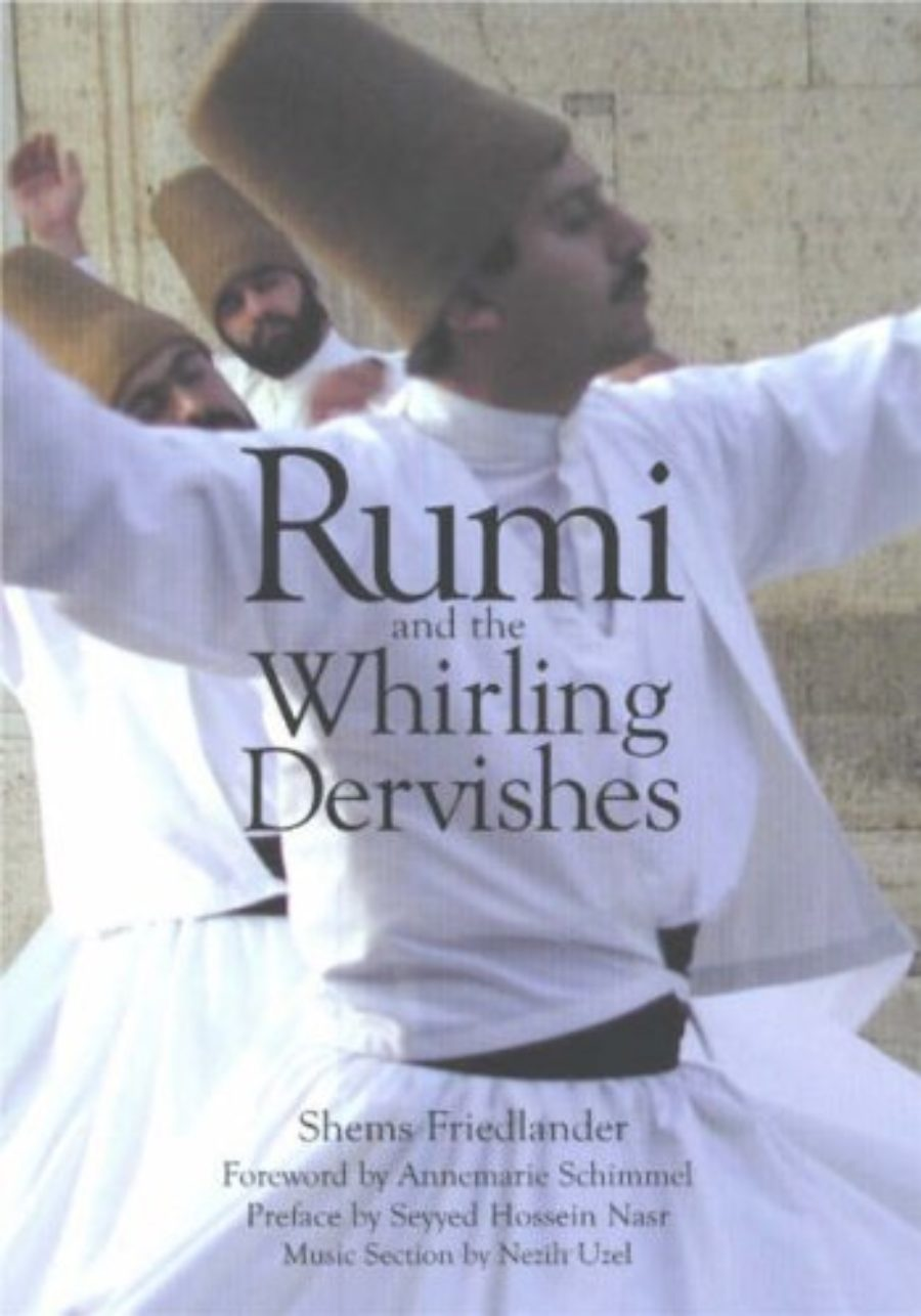 Cover of Rumi and the Whirling Dervishes