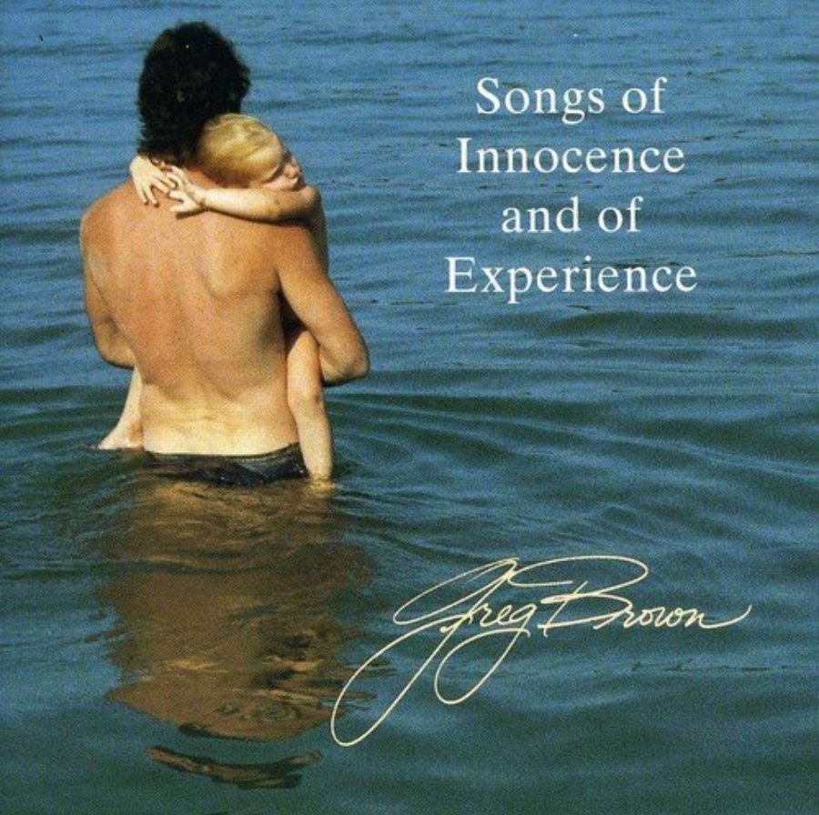 Cover of Songs of Innocence and of Experience