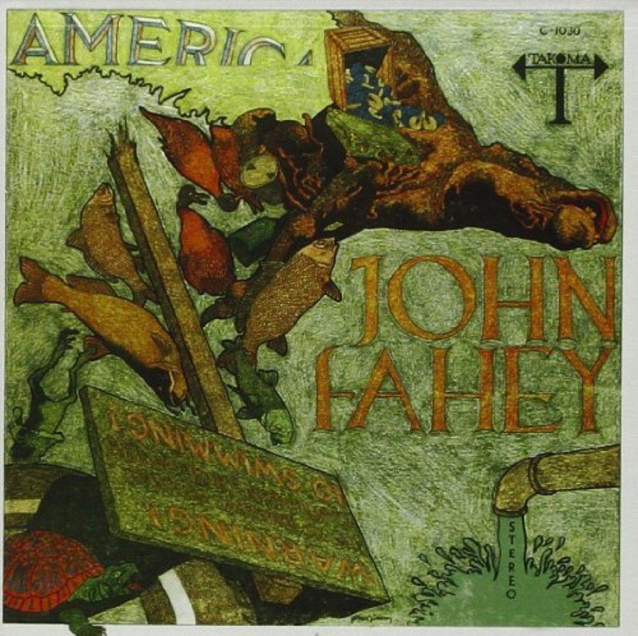 Cover of America