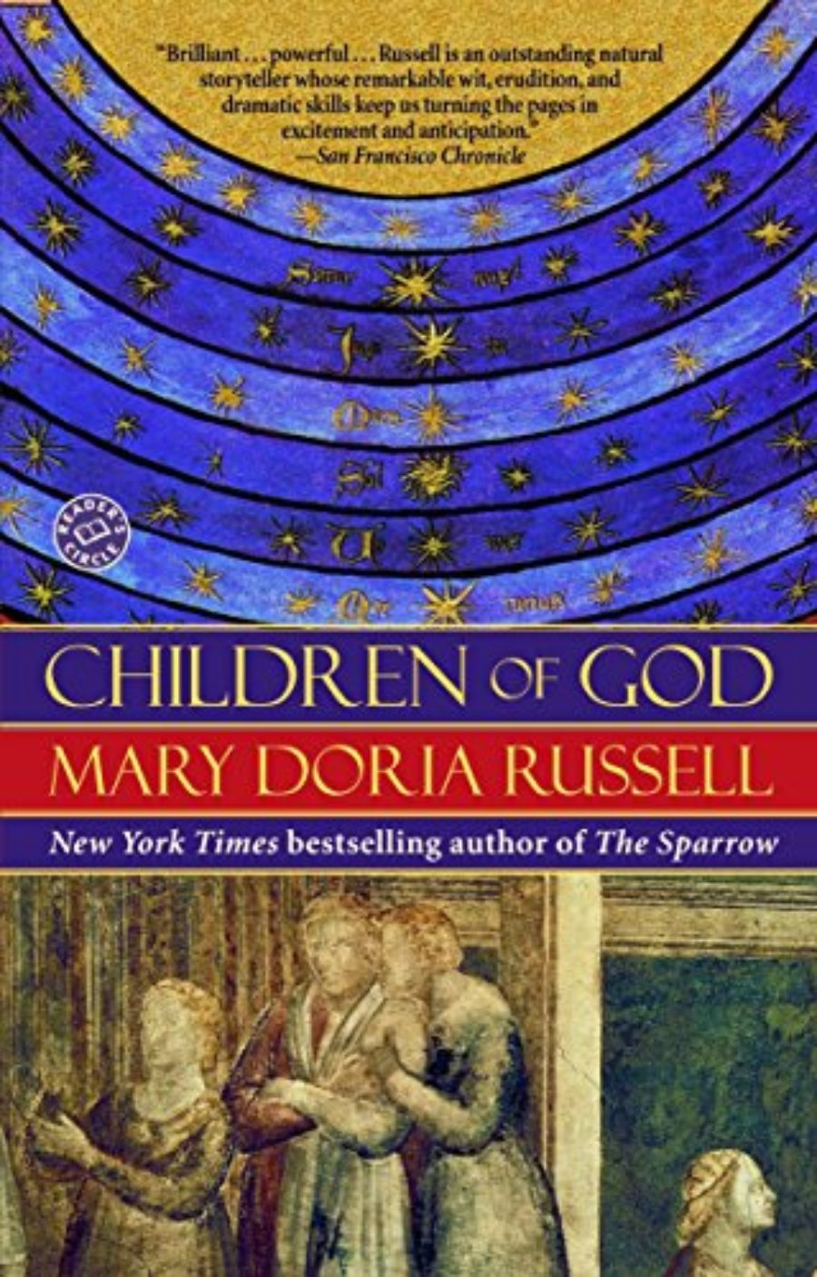 Cover of Children of God: A Novel (The Sparrow Series)