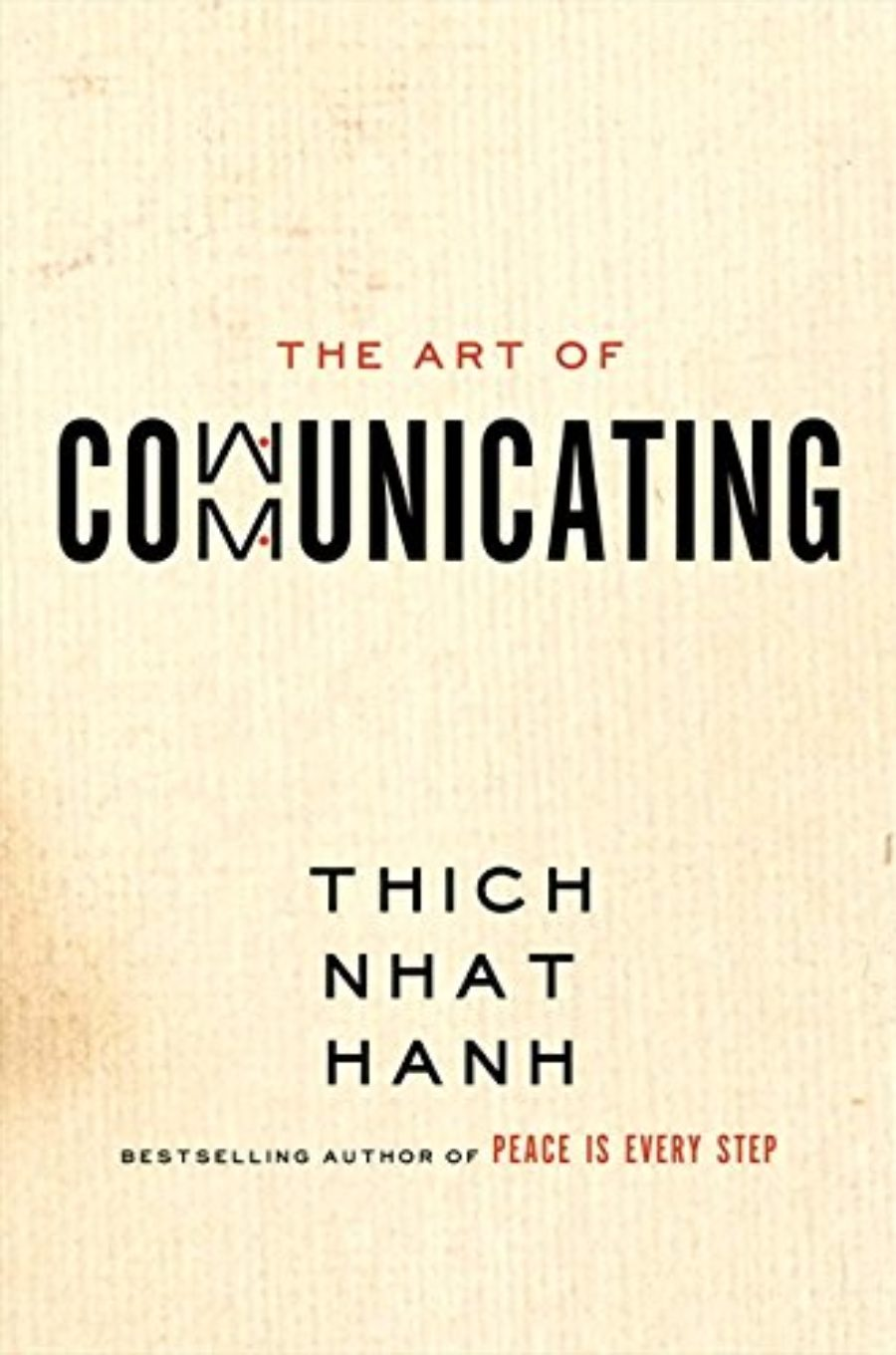 Cover of The Art of Communicating