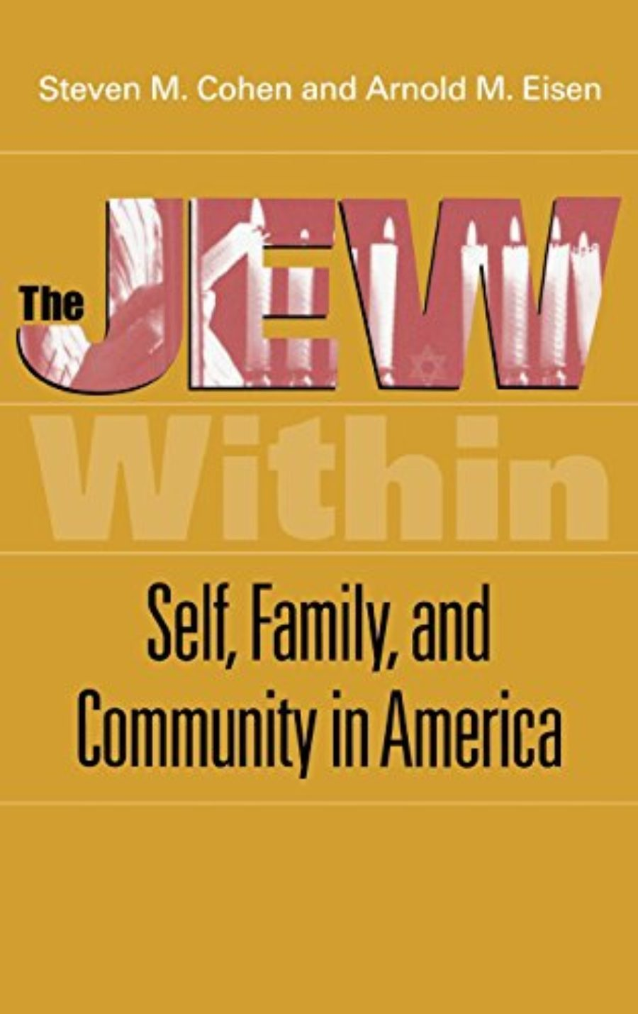 Cover of The Jew Within: Self, Family, and Community in America