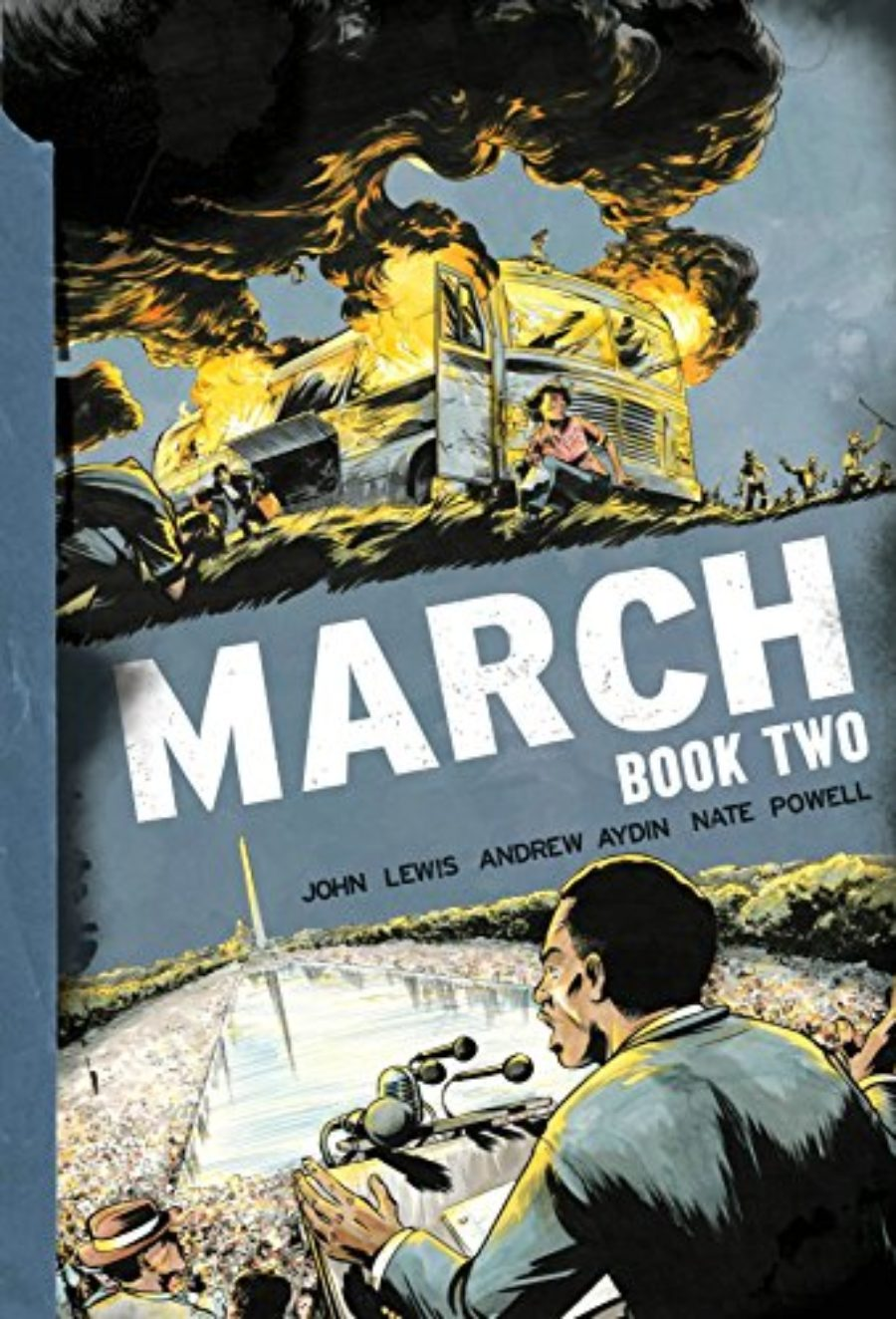 Cover of March: Book Two