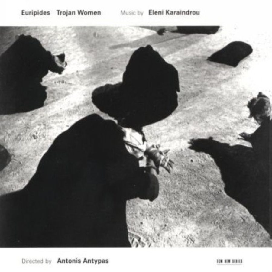 Cover of Trojan Women (after the play of Euripides)