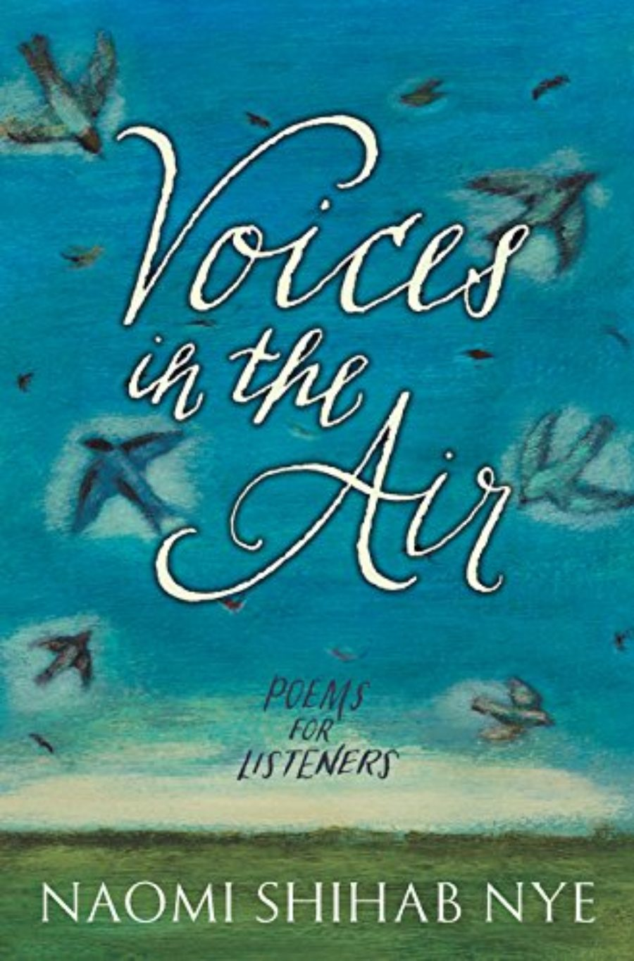 Cover of Voices in the Air: Poems for Listeners