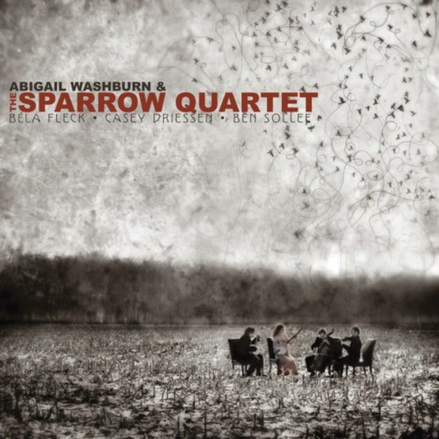 Cover of Abigail Washburn & The Sparrow Quart Et