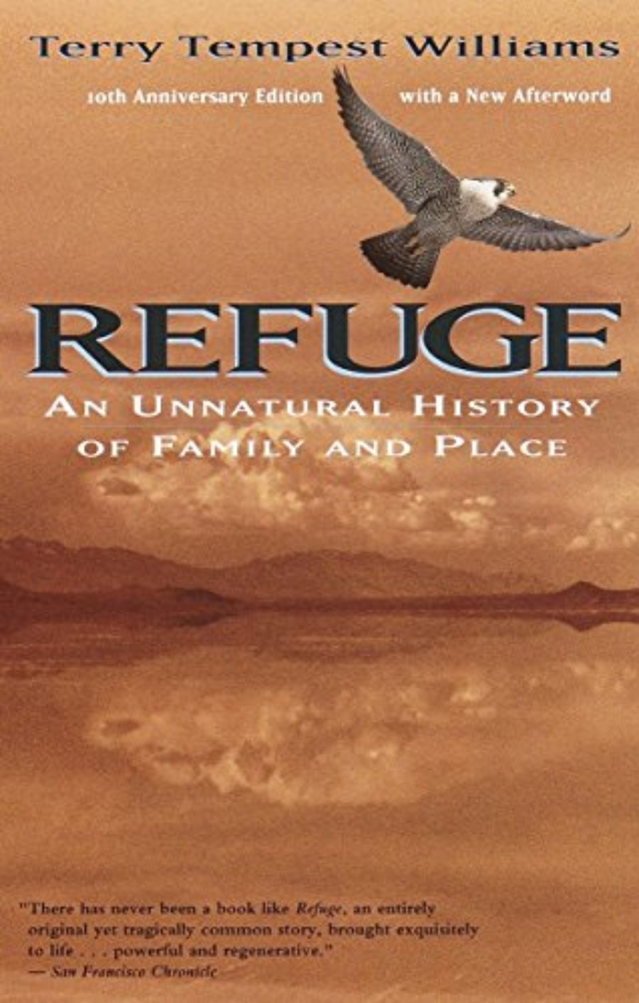 Cover of Refuge: An Unnatural History of Family and Place