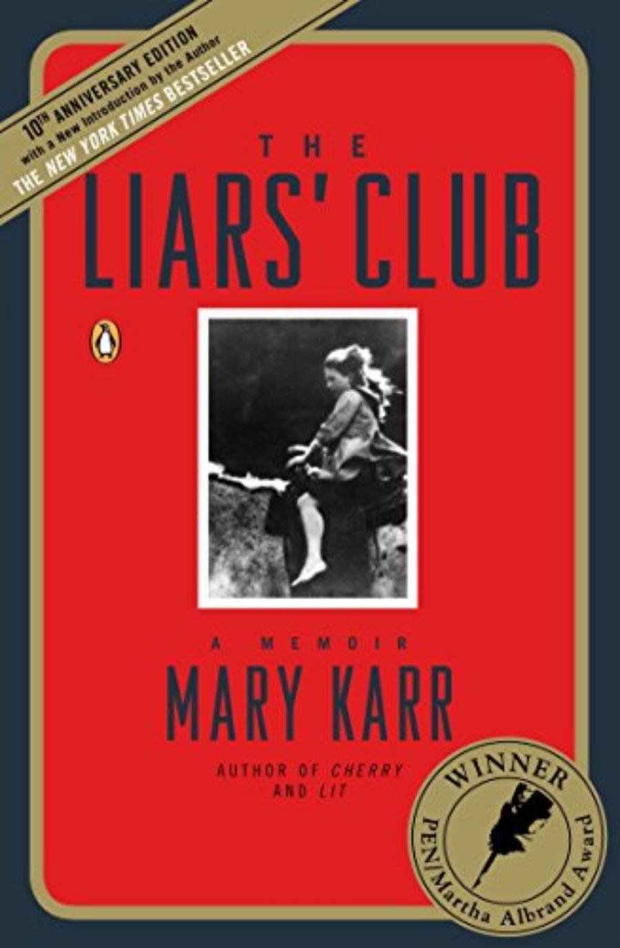 Cover of The Liars' Club: A Memoir