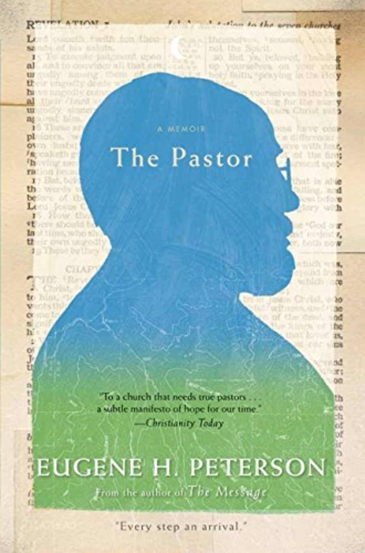 Cover of The Pastor: A Memoir
