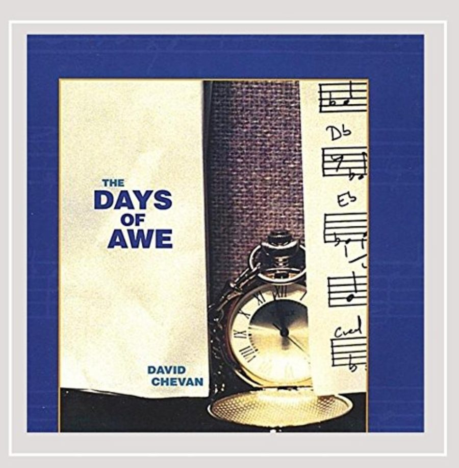 Cover of The Days of Awe: Meditations for Selichot, Rosh Hashanah, and Yom Kippur
