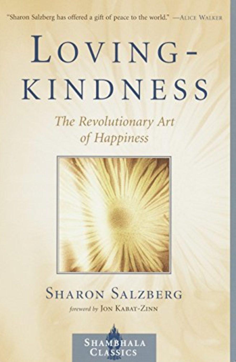 Cover of Lovingkindness: The Revolutionary Art of Happiness (Shambhala Classics)