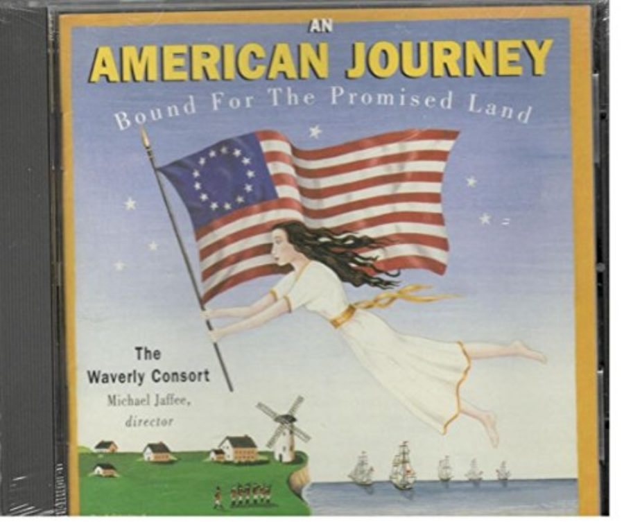Cover of An American Journey - Bound For The Promised Land