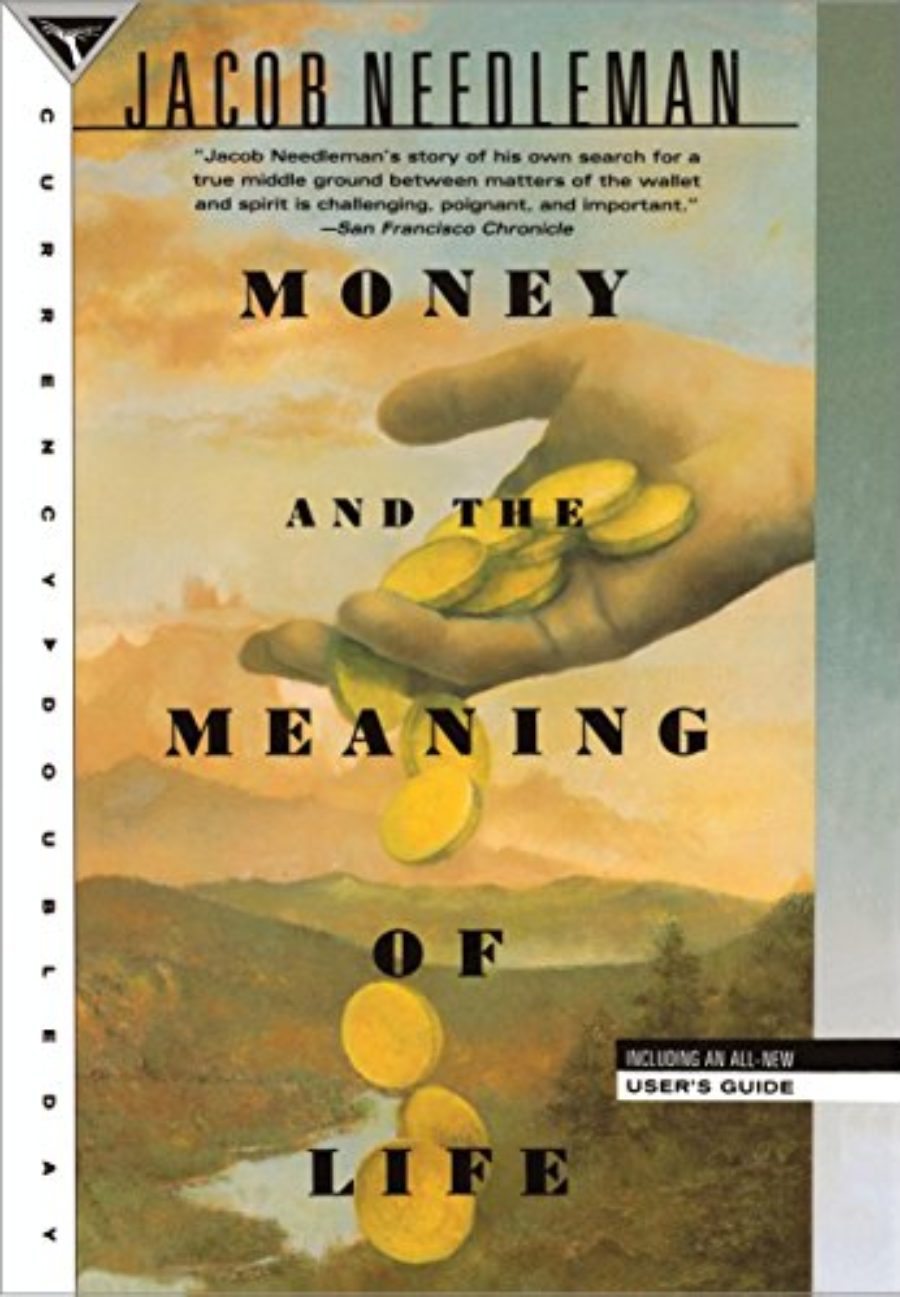 Cover of Money and the Meaning of Life