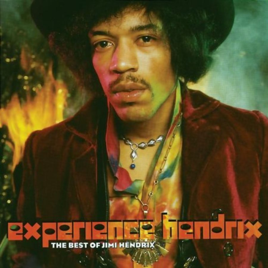 Cover of Experience Hendrix: The Best of Jimi Hendrix