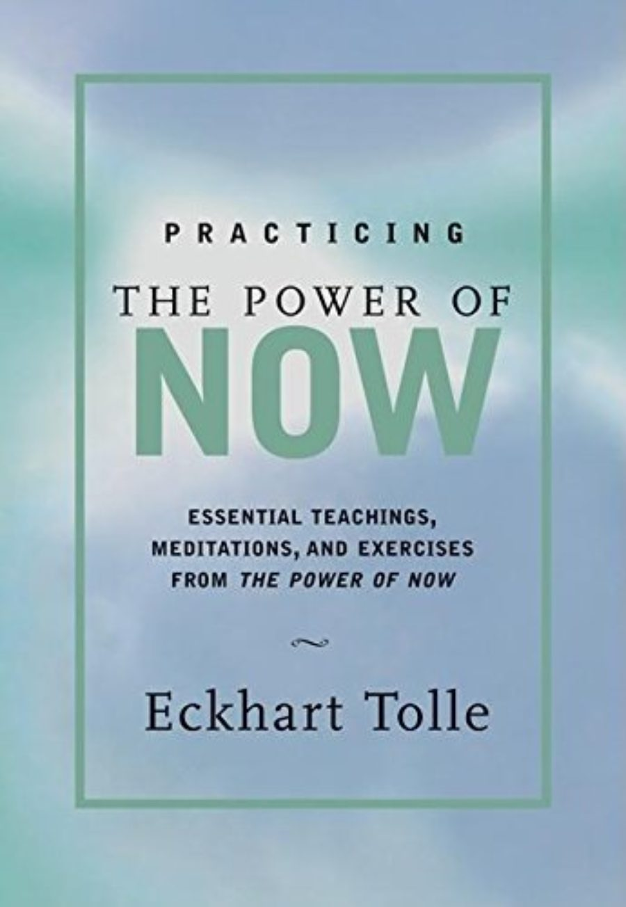 Cover of Practicing the Power of Now: Essential Teachings, Meditations, and Exercises From The Power of Now