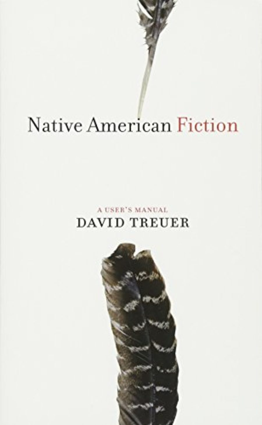 Cover of Native American Fiction: A User's Manual