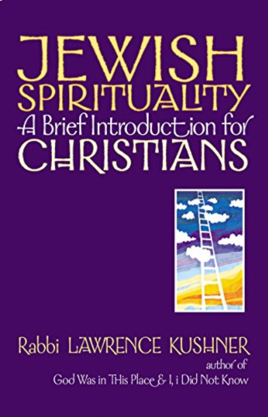Cover of Jewish Spirituality : A Brief Introduction for Christians