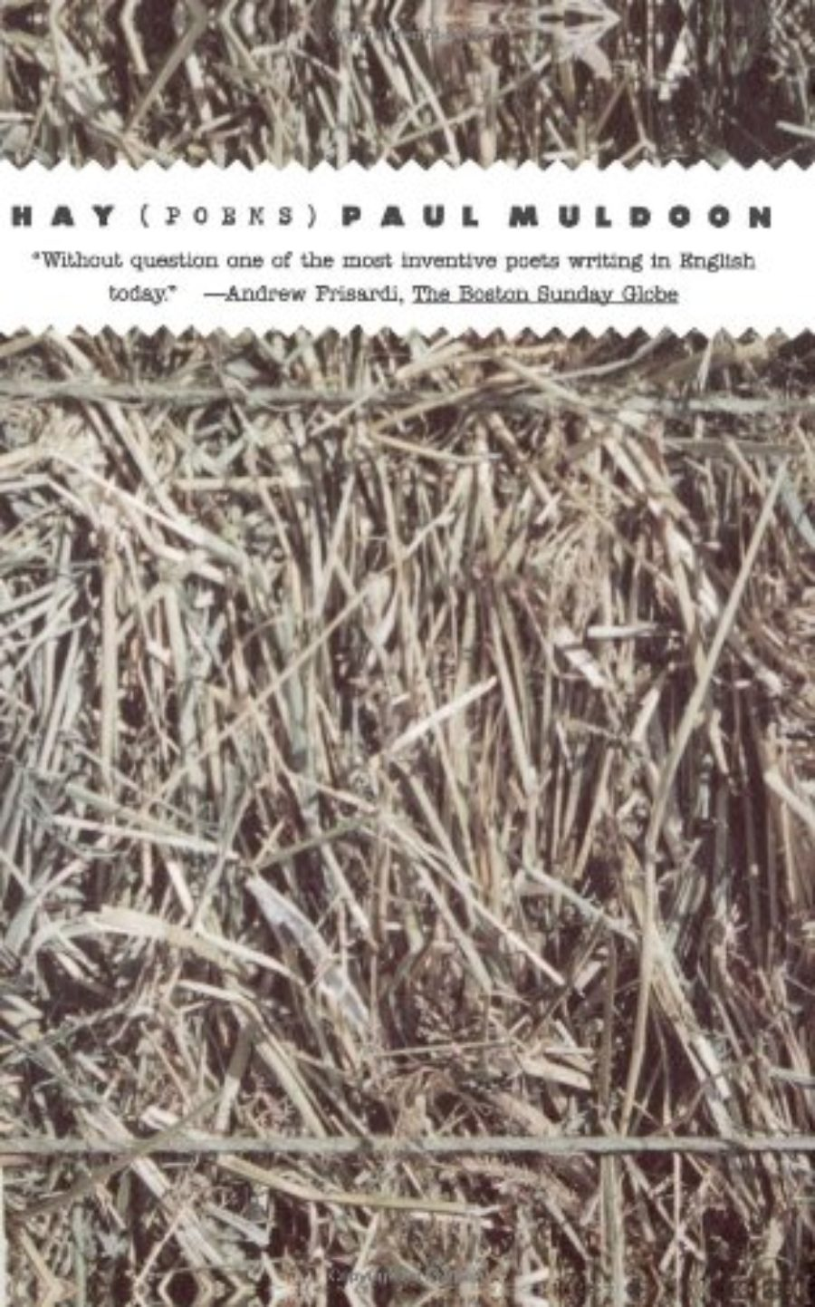 Cover of Hay: Poems