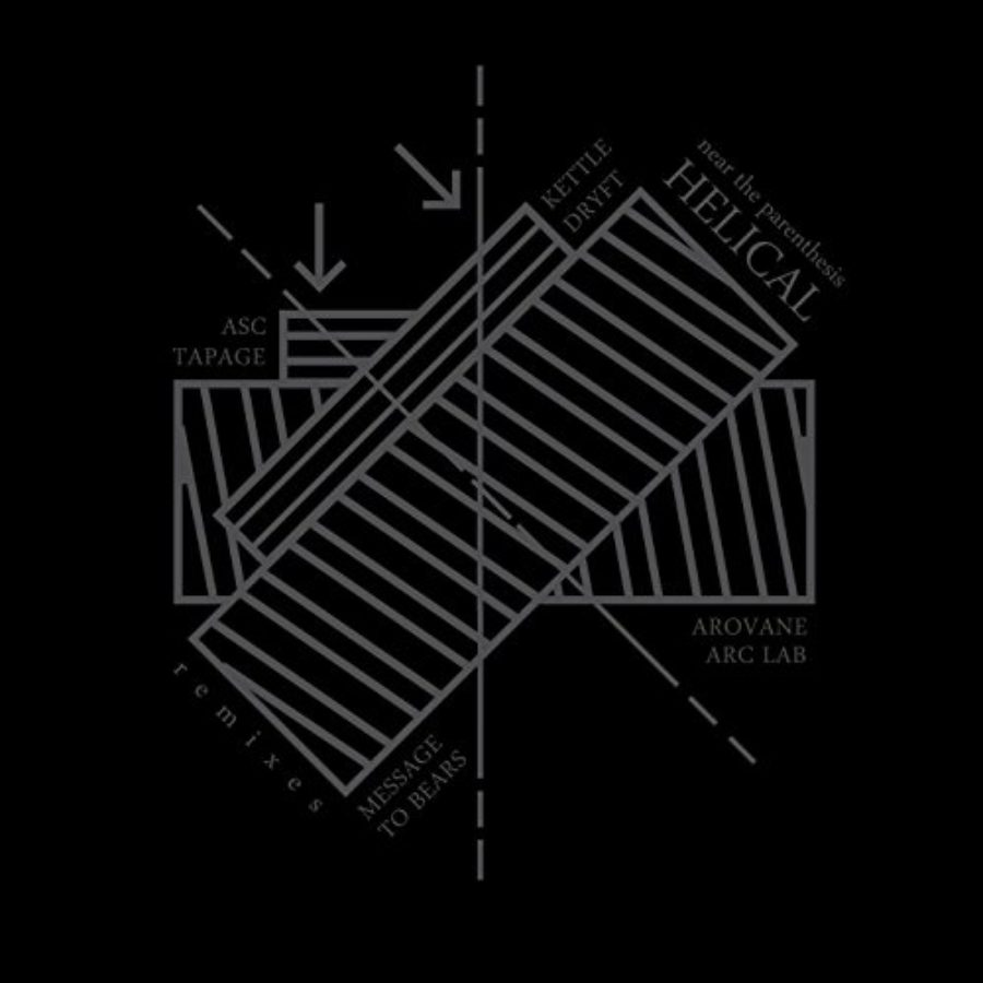 Cover of Helical Remixes